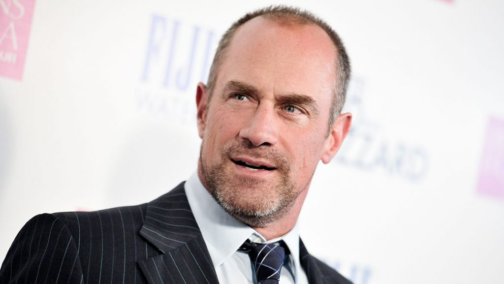 "Christopher Meloni arrives at the LA Premiere of ""White Bird In A Blizzard"" on Tuesday, Oct. 21, 2014, in Los Angeles. (Photo by Richard Shotwell/Invision/AP)"
