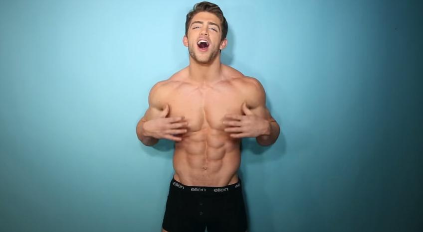 Nick Jonas sem roupa em filme? Agora é que as fãs deliram