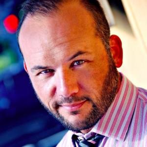 Alex Garner é o estrategista sênior de inovação em saúde do Hornet