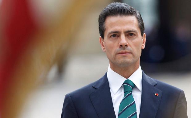 EL PRESIDENTE DE MÉXICO VISITA FRANCIA