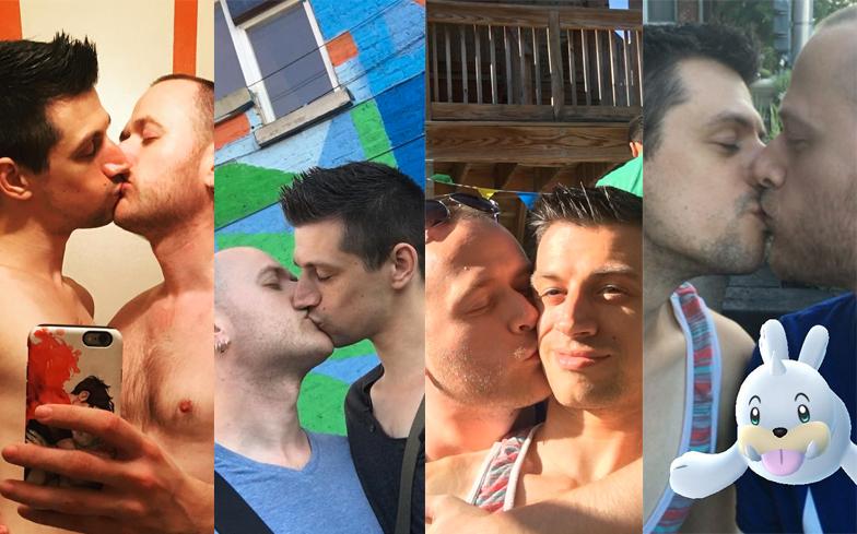Beijando-instagram